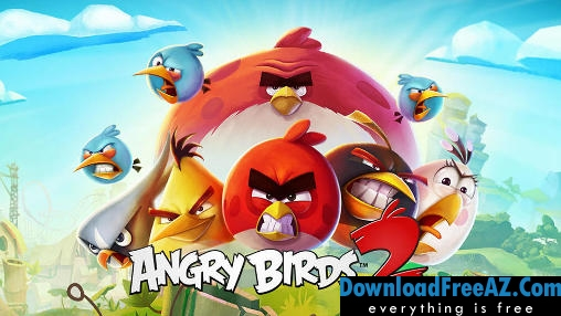 Angry Birds 2 APK MOD Android Free | DownloadFreeAZ