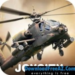 GUNSHIP BATTLE: Helicopter 3D APK v2.5.70 MOD (Free Shopping) Android Free
