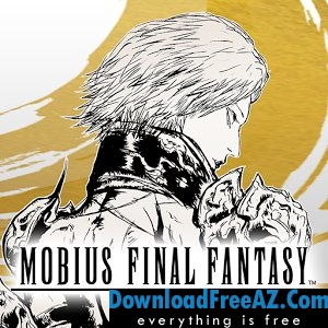 MOBIUS FINAL FANTASY APK MOD Online for Android free download