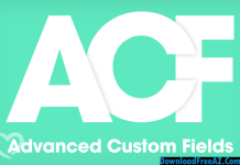 Download Advanced Custom Fields for WordPress v5.7.7 Free Nulled