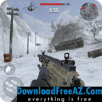Download Free Rules of Modern World War Winter FPS Shooting Game + МOD (Free Shopping) for Android