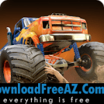 Download Free Death Climb Racing-Popular walking ZOMBIE road war + (Mod Money) for Android