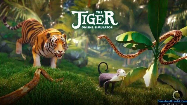 Download Free The Tiger + (Mod Money) for Android