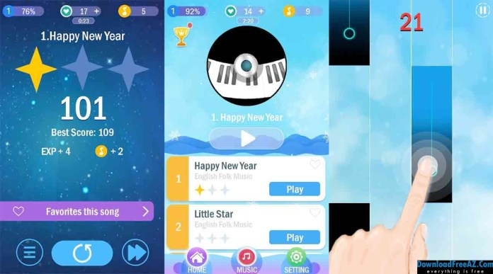Download Piano Tiles 2 + (All Unlocked/Gems/Diamonds/Lives) for Android