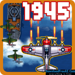 Download 1945 Classic Arcade+ Mod (Free Shopping) for Android