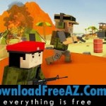 Download Blocky Army Base Modern War Strike + (Mod Money) for Android