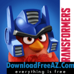 Download Angry Birds Transformers + (Mod Money Unlock) for Android