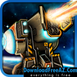 Download Sci Fi Tower Defense Module TD 2 + (Unlimited Gold Crystals) for Android