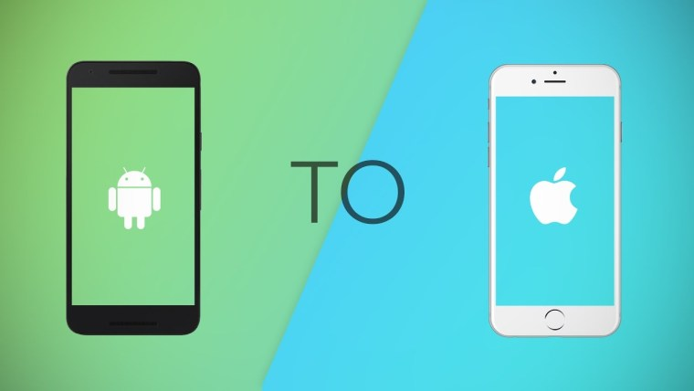 How to Move from Android to iPhone, iPad, or iPod touch