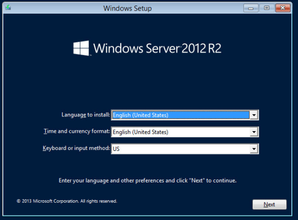 You can download Windows Server 2012 R2 for free