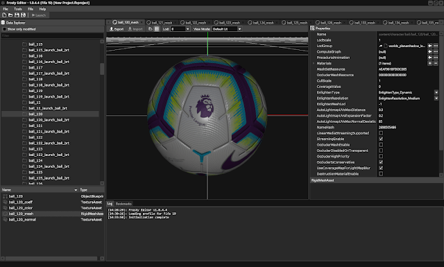 FIFA 19 - NEW FROSTY EDITOR + FROSTY MANAGER 1 0 5