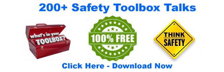 Free Safety Toolbox Talks -