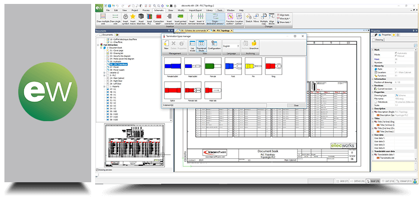 Trace Software Elecworks