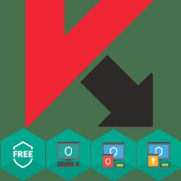 Kaspersky Anti-Virus/Internet/Total Security 2021 21.3.10.391 + Online Free Download