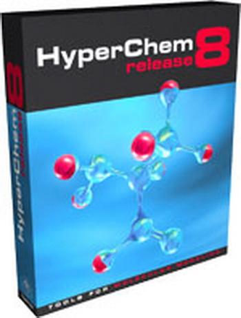 HyperCube HyperChem Professional 8.0.10 Free Download