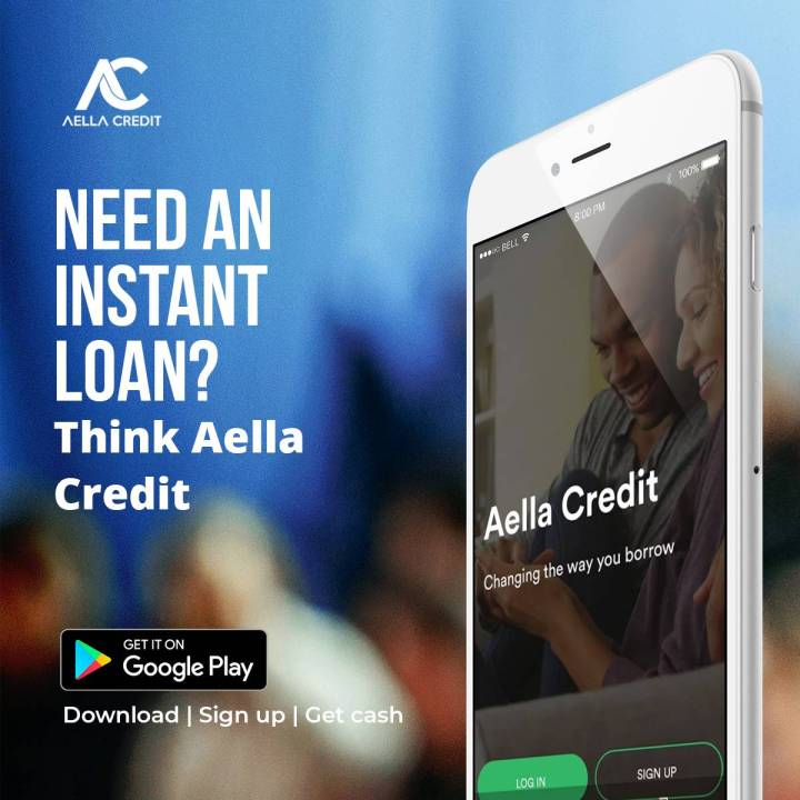 Download Aella Credit Loan App