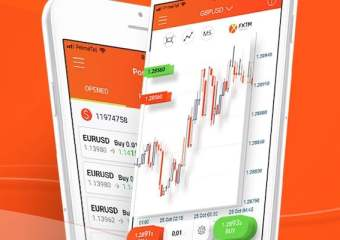 Download FXTM MT4 App for Android