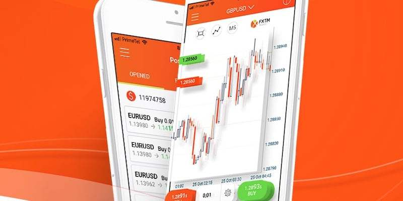 Download FXTM MT4 App for Android - Best Forex Trading App