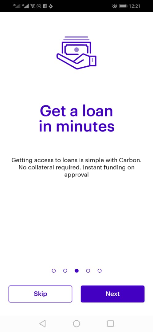 Download Paylater (Carbon) Loan App for Android