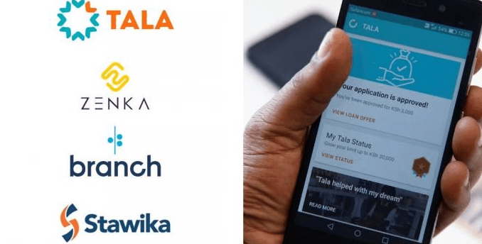 Top 25 Loan Apps in Kenya