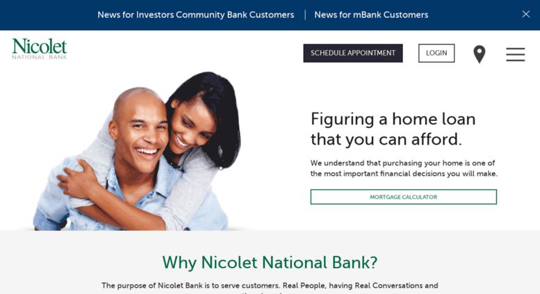 nicolet national bank online banking login.png
