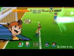 تحميل لعبة inazuma eleven strikers pc