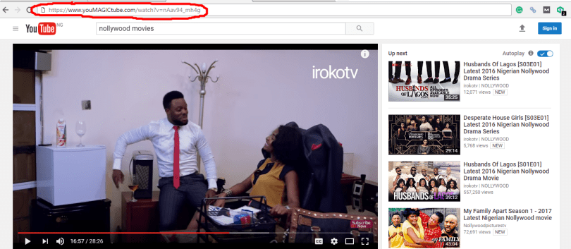 Download Latest Nigeria Nollywood Movies On YouTube