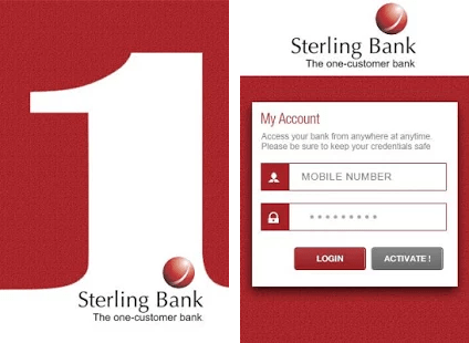 Sterling Bank Mobile Banking App