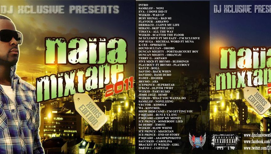 Download Latest Naija DJ Mix 2018 - Mp3 Audio Mixtapes