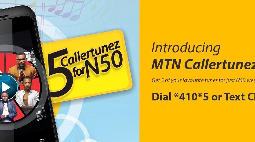 Download MTN Caller Tune MP3