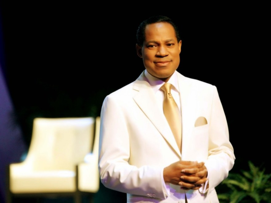 Download Pastor Chris Oyakhilome Messages