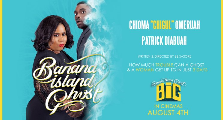 Watch & Download Banana Island Ghost Movie Trailer