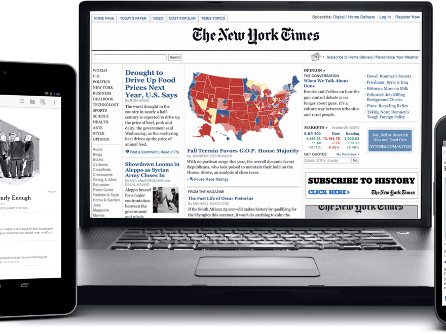 New York Times Mobile App Download Android