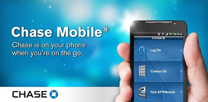 Get Chase Bank Mobile Application for Banking on the Go