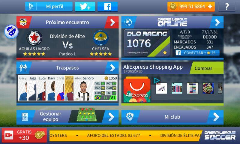 Download Dream League Soccer APK App Android