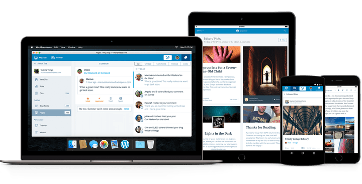 Download Wordpress App For Android iPad