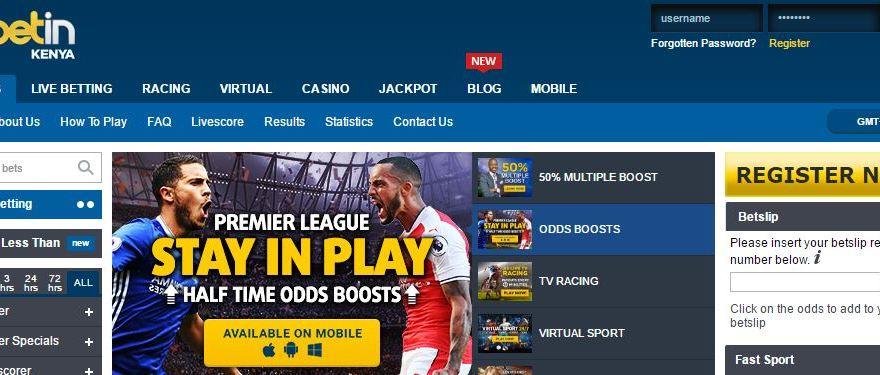 Betin Kenya Sports Betting Mobile App Download For Android
