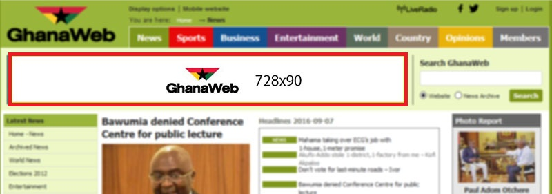 Download Ghanaweb Mobile App For Android