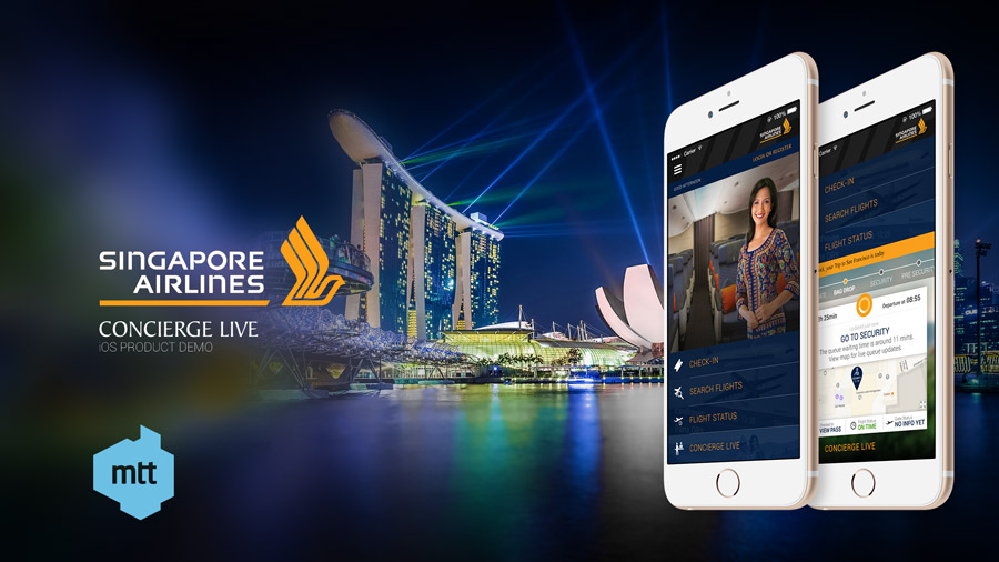 Get Singapore Airline Mobile Application for Easy Flight Booking and Flight Monitoring