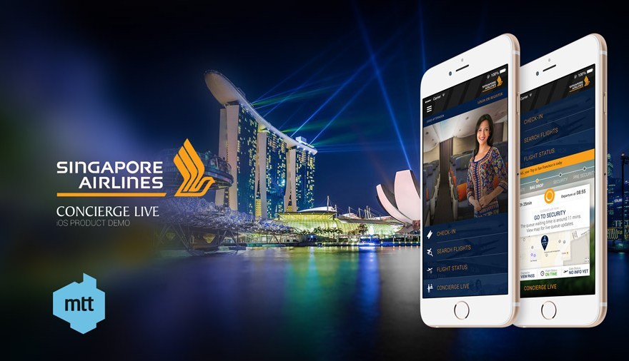 Download Singapore Airline App For Android
