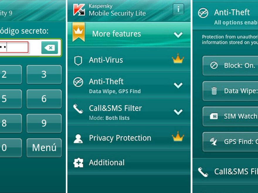 Kaspersky Mobile Antivirus APK App Download