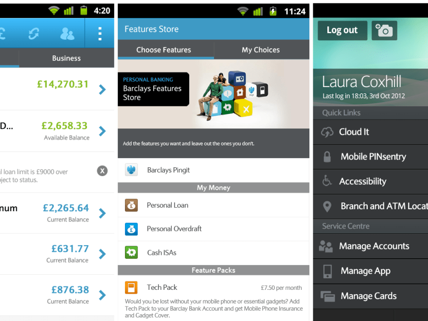 Barclays Bank Mobile App For Android