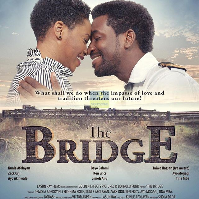 The Bridge Nollywood Movie Featuring Chidinma Ekile