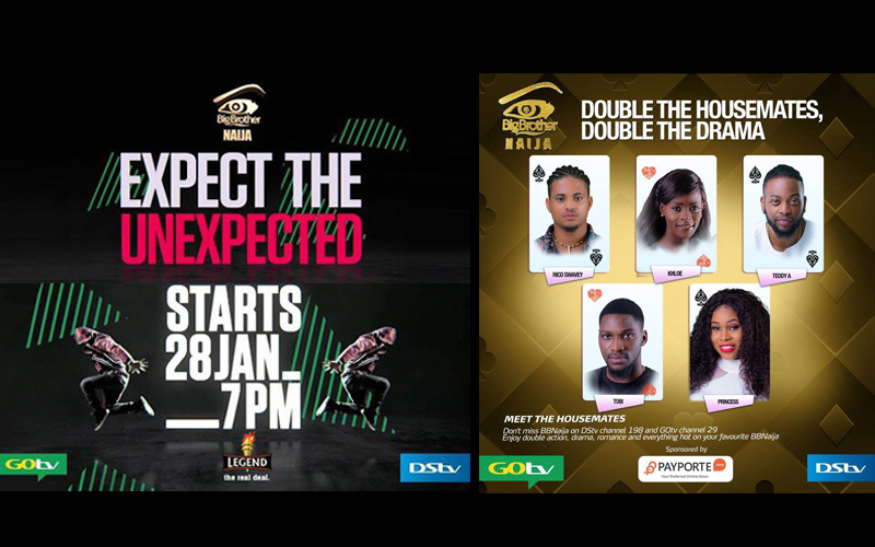 Watch Big Brother Naija 2018 Live Stream