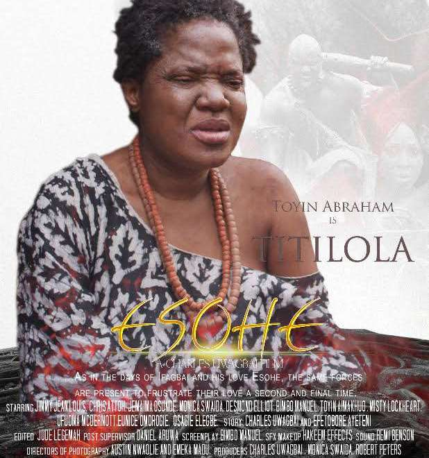 esohe nigerian nollywood movie