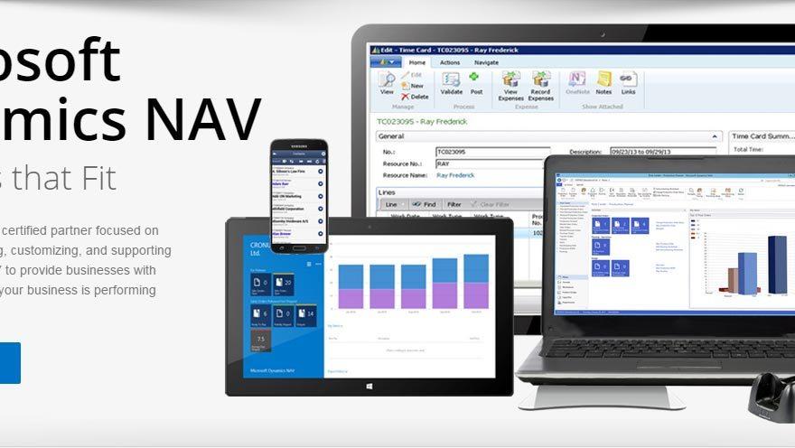 Download Microsoft Dynamic ERP 365 Software