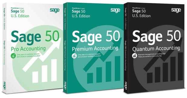 Download Sage 50 Quantum Accounting Software With US & Canada Update
