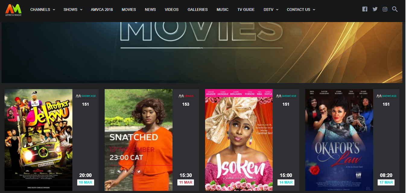 Download African Magic Movies for Free on Mobile