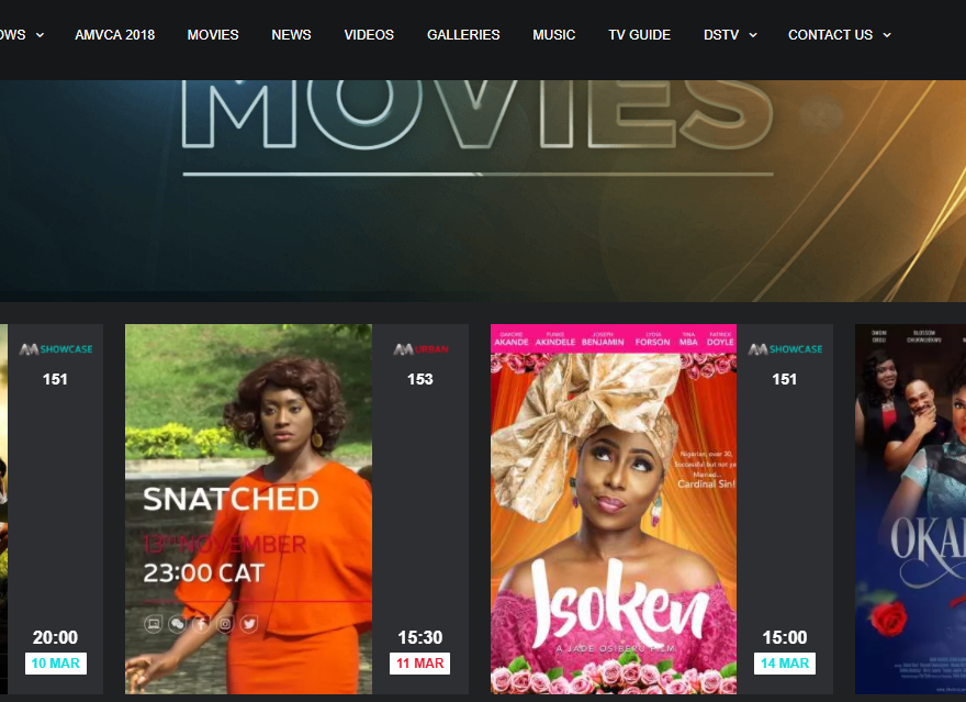 Download African Magic Movies