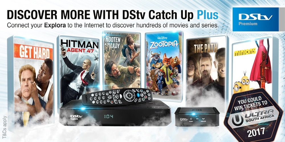 How I Download Movies from DStV Explora Decoder (Catch Up Plus)